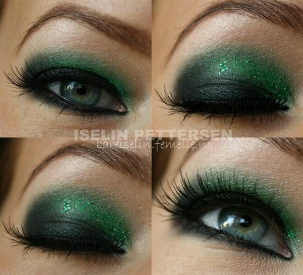 Amazing Black Brown Smokey Eye Make Up Ideas Looks Images 7 Amazing Black & Brown Smokey Eye Make Up Ideas, Looks & Images