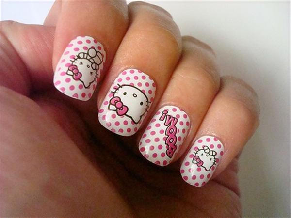 Hello Kitty 3d Nail Art Supplies Kitharingtonweb