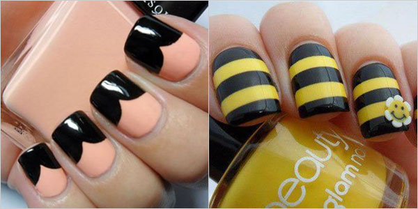 Basic nail art design for beginners nail art designs step by for basic nail art design for beginners simple black nail art designs supplies for beginners prinsesfo Gallery