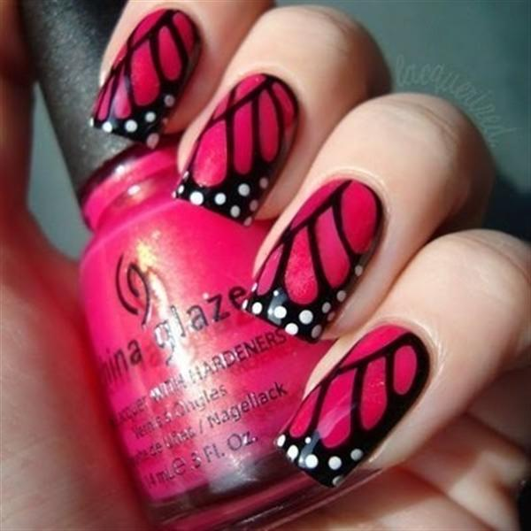 Nail art designs gallery for beginners