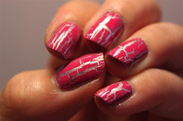 Superb Yet Creative Pink Nail Art Designs And Galleries For Beginners-8