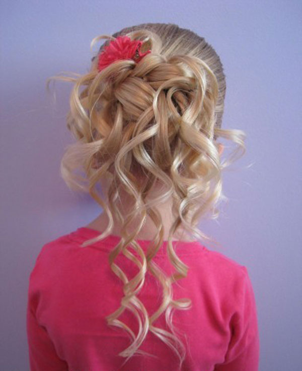 Cool, Fun & Unique Kids Braid Designs -Simple & Best Braiding Hairstyles For Kids 2012-10