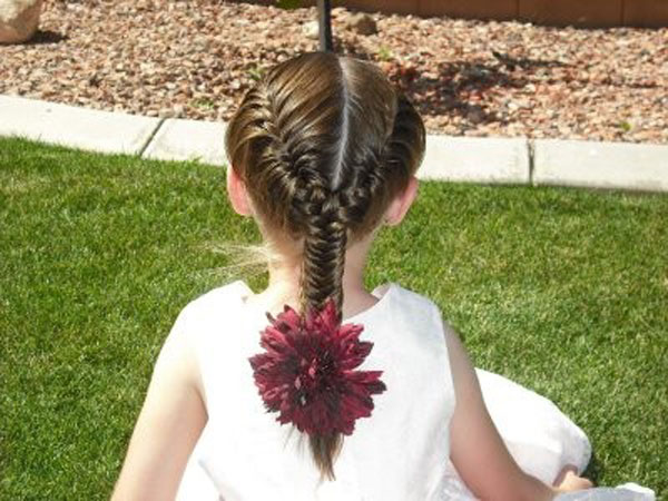 Cool, Fun & Unique Kids Braid Designs -Simple & Best Braiding Hairstyles For Kids 2012-13