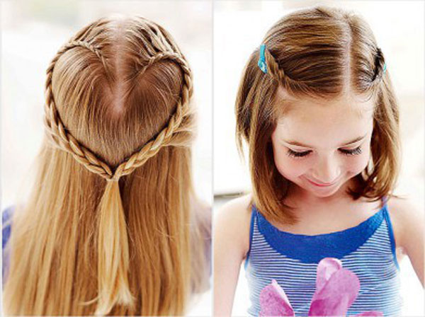 Cool Fun Unique Kids Braid Designs Simple Best Braiding Hairstyles For Kids 2012 14 Cool, Fun & Unique Kids Braid Designs | Simple & Best Braiding Hairstyles For Kids 2012