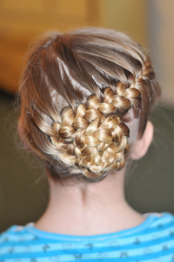 Cool, Fun & Unique Kids Braid Designs -Simple & Best Braiding Hairstyles For Kids 2012-15