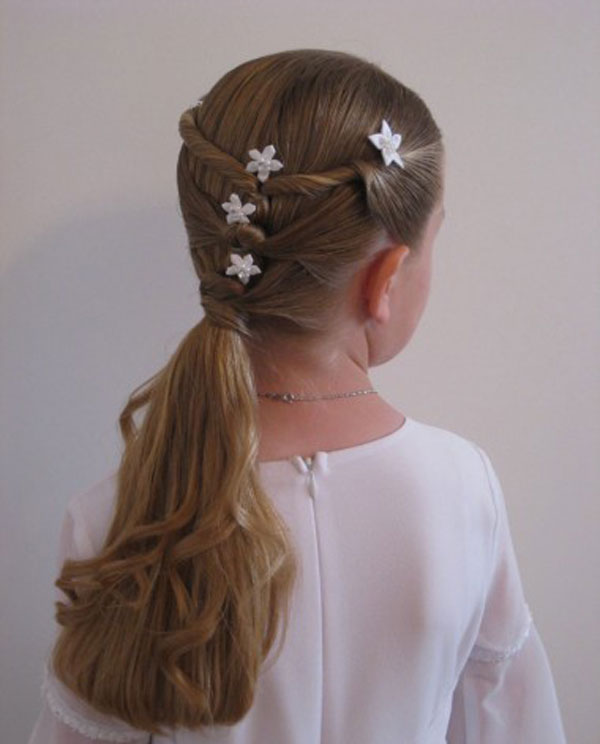 Kids Braid Designs Simple Best Braiding Hairstyles For Kids 2012