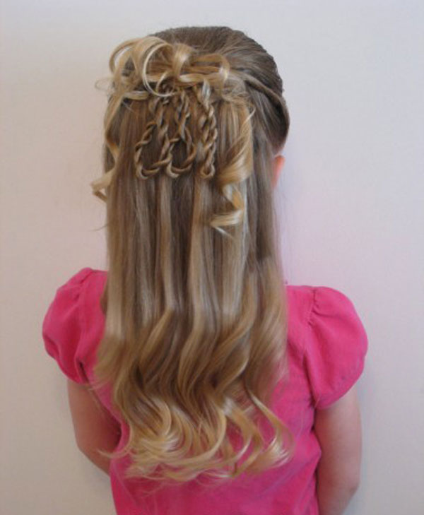 Cool Fun Unique Kids Braid Designs Simple Best Braiding Hairstyles For Kids 2012 2 Cool, Fun & Unique Kids Braid Designs | Simple & Best Braiding Hairstyles For Kids 2012