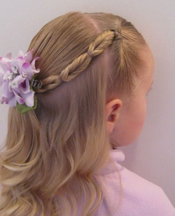 Cool Fun Unique Kids Braid Designs Simple Best Braiding Hairstyles For Kids 2012 20 Cool, Fun & Unique Kids Braid Designs | Simple & Best Braiding Hairstyles For Kids 2012