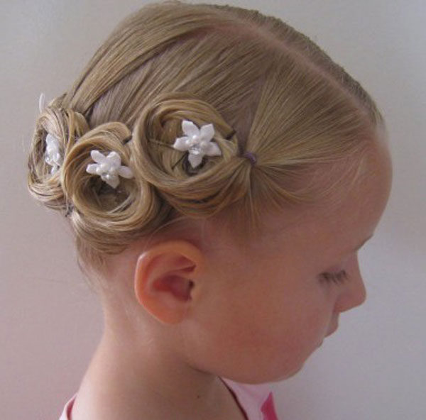 Cool, Fun & Unique Kids Braid Designs -Simple & Best Braiding Hairstyles For Kids 2012-22