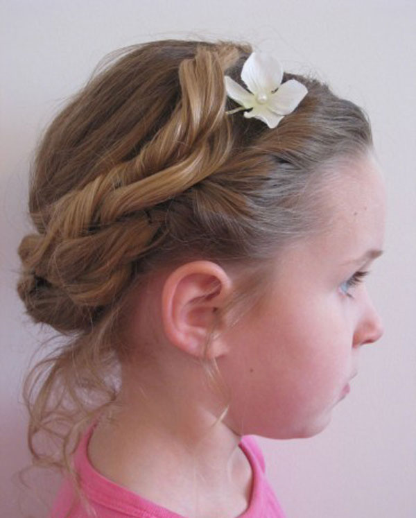 Kids Braid Designs Simple Best Braiding Hairstyles For Kids 2012 23