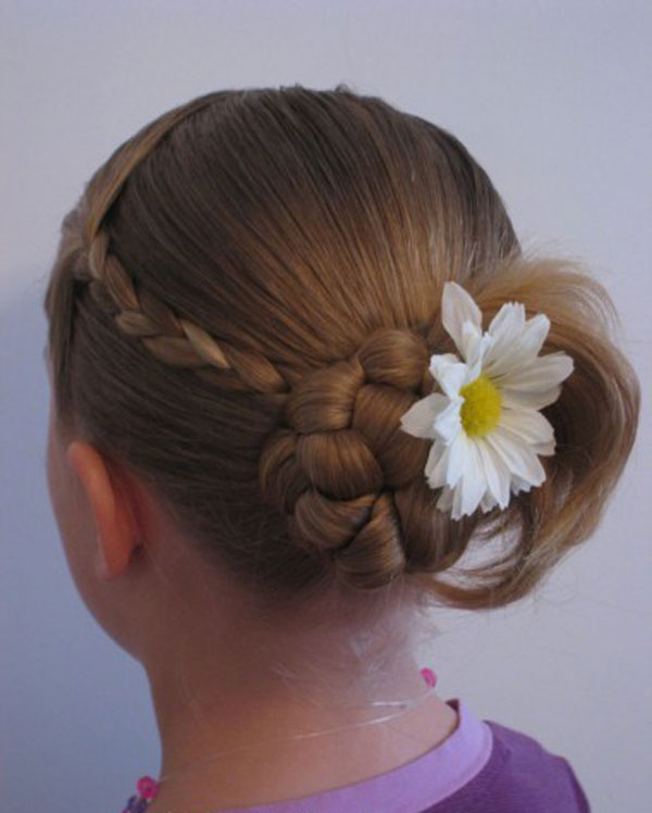 Cool, Fun & Unique Kids Braid Designs -Simple & Best Braiding Hairstyles For Kids 2012-24