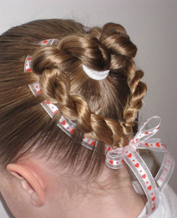 Cool, Fun & Unique Kids Braid Designs -Simple & Best Braiding Hairstyles For Kids 2012-26