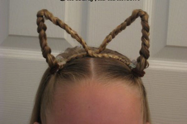Cool, Fun & Unique Kids Braid Designs -Simple & Best Braiding Hairstyles For Kids 2012-27