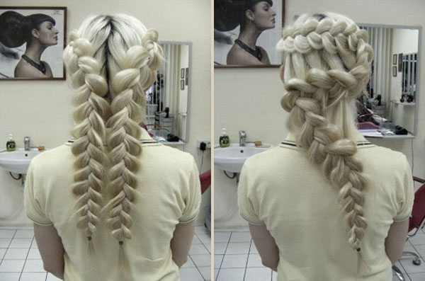 Easy Cute Fun Different Best Yet Simple French Braids Pretty Unique Braiding Hairstyles 2012 For Girls 111 Easy, Cute, Fun, Different, Best Yet Simple French Braids | Pretty & Unique Braiding Hairstyles 2012 For Girls