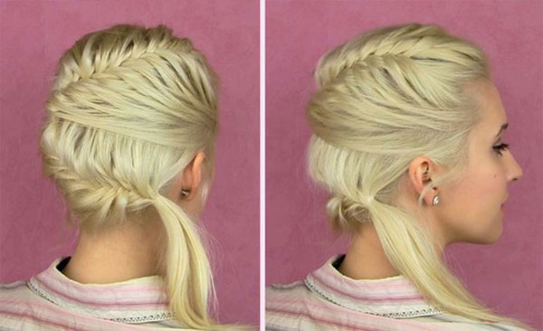 Easy Cute Fun Different Best Yet Simple French Braids Pretty Unique Braiding Hairstyles 2012 For Girls 12 Easy, Cute, Fun, Different, Best Yet Simple French Braids | Pretty & Unique Braiding Hairstyles 2012 For Girls