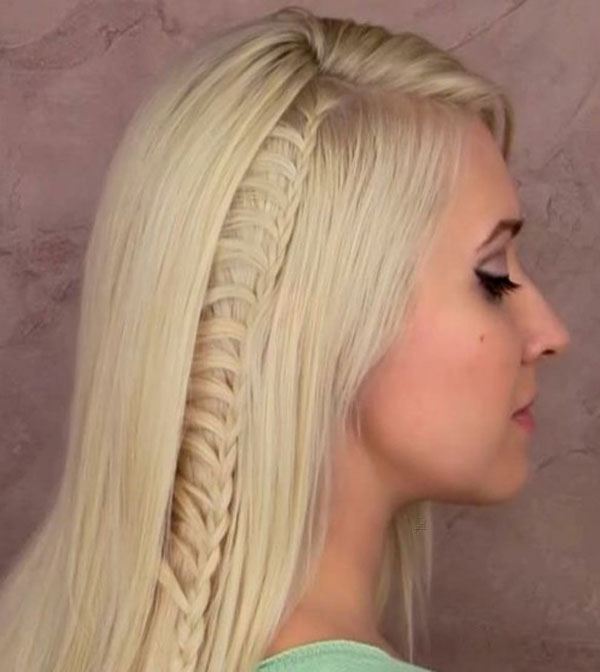 Easy Cute Fun Different Best Yet Simple French Braids Pretty Unique Braiding Hairstyles 2012 For Girls 15 Easy, Cute, Fun, Different, Best Yet Simple French Braids | Pretty & Unique Braiding Hairstyles 2012 For Girls