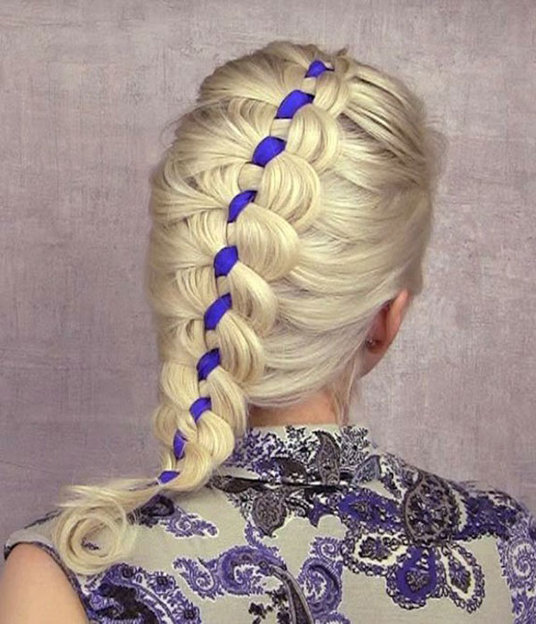 Easy Cute Fun Different Best Yet Simple French Braids Pretty Unique Braiding Hairstyles 2012 For Girls 16 Easy, Cute, Fun, Different, Best Yet Simple French Braids | Pretty & Unique Braiding Hairstyles 2012 For Girls