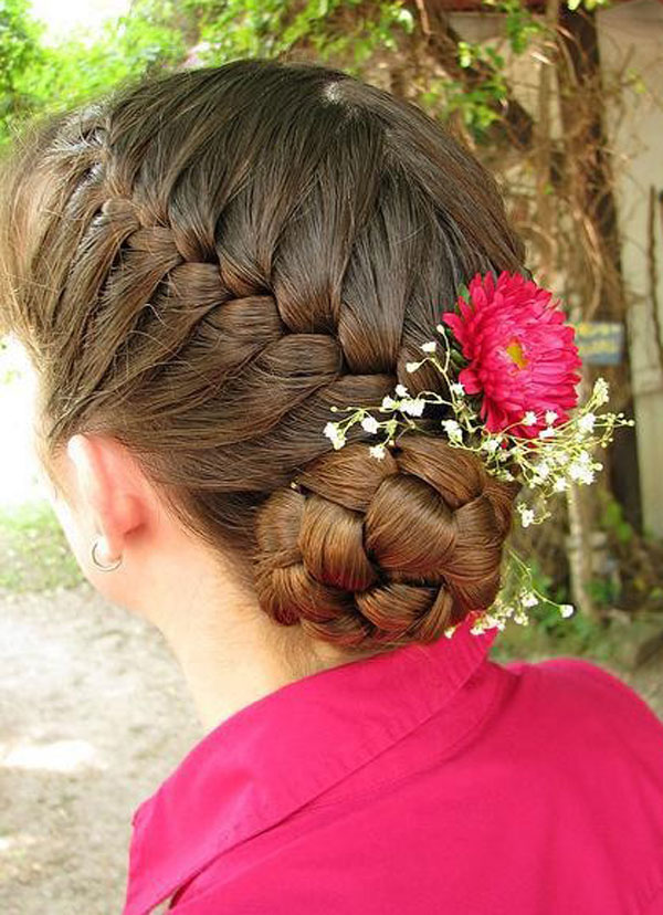 Easy Cute Fun Different Best Yet Simple French Braids Pretty Unique Braiding Hairstyles 2012 For Girls 7 Easy, Cute, Fun, Different, Best Yet Simple French Braids | Pretty & Unique Braiding Hairstyles 2012 For Girls
