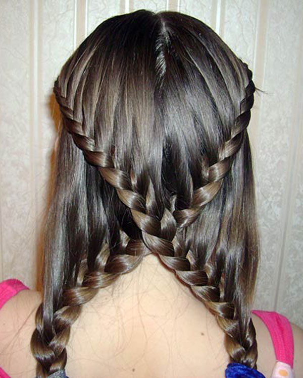 Easy Cute Fun Different Best Yet Simple French Braids Pretty Unique Braiding Hairstyles 2012 For Girls 8 Easy, Cute, Fun, Different, Best Yet Simple French Braids | Pretty & Unique Braiding Hairstyles 2012 For Girls