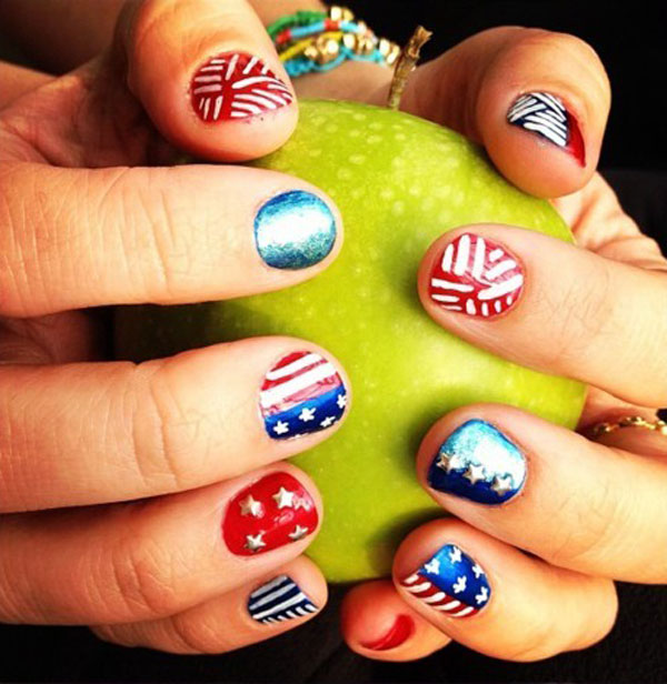 4th-Of-July-Nail-Art-Designs-Supplies-Galleries-For-Beginners-13