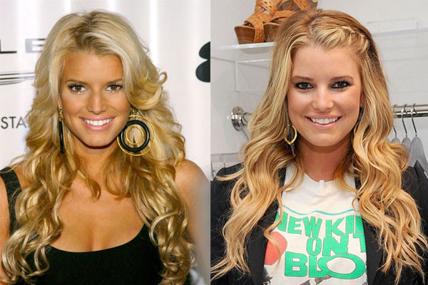 10 Pictures Of Jessica Simpson Medium Long Hairstyles Haircuts 9 10 Pictures Of Jessica Simpson Medium & Long Hairstyles & Haircuts