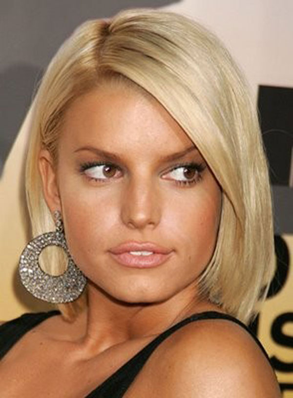 12 Pictures Of Jessica Simpson Short Hairstyles 10 12 Pictures Of Jessica Simpson Short Hairstyles & Haircuts