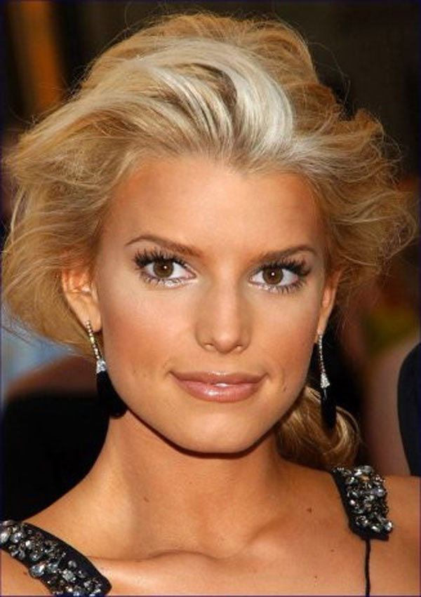 12 Pictures Of Jessica Simpson Short Hairstyles 7 12 Pictures Of Jessica Simpson Short Hairstyles & Haircuts