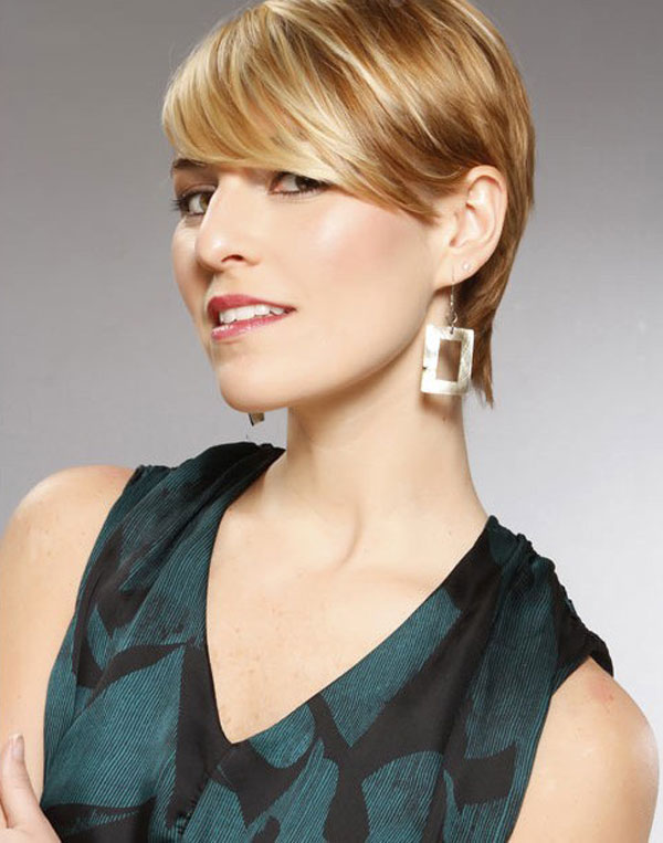 Simple Easy Short Hairstyles 2015