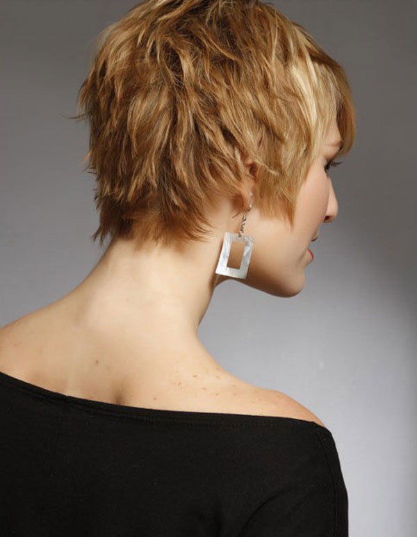Popular   15 Best Easy Simple Cute Short Hairstyles Haircuts For Women 10 15