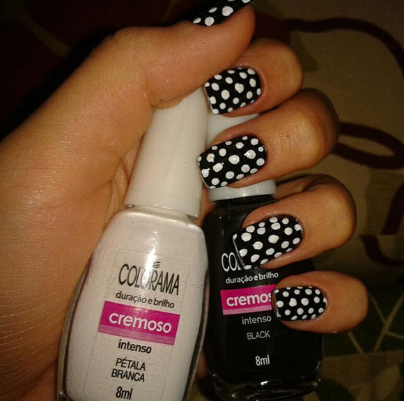 15-Best-Simple-Black-Nail-Art-Designs-Supplies-Galleries-For-Beginners-9
