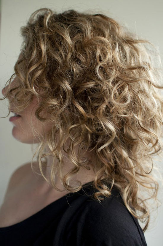 Cool Hairdos For Curly Hair : Best cute easy simple yet cool curly hairstyles