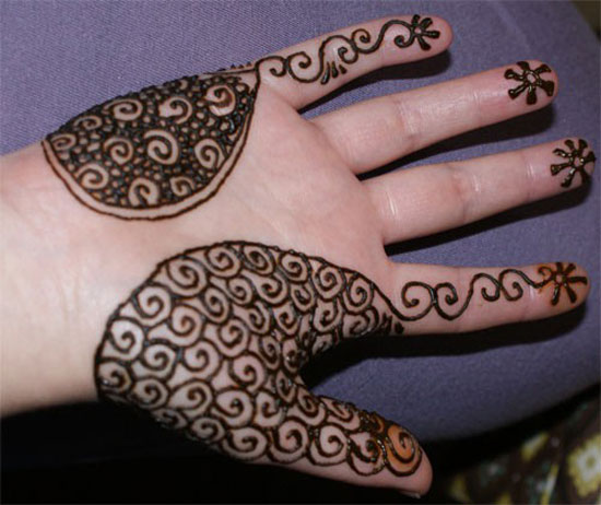 Simple Henna Designs Drawings 30 Easy Simple Mehndi Designs