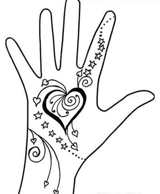 30 Very Simple Easy Best Mehndi Patterns For Hands Feet 2012 Henna Designs For Beginners 28 30 Very Simple, Easy & Best Mehndi Patterns For Hands & Feet 2012 | Henna Designs For Beginners