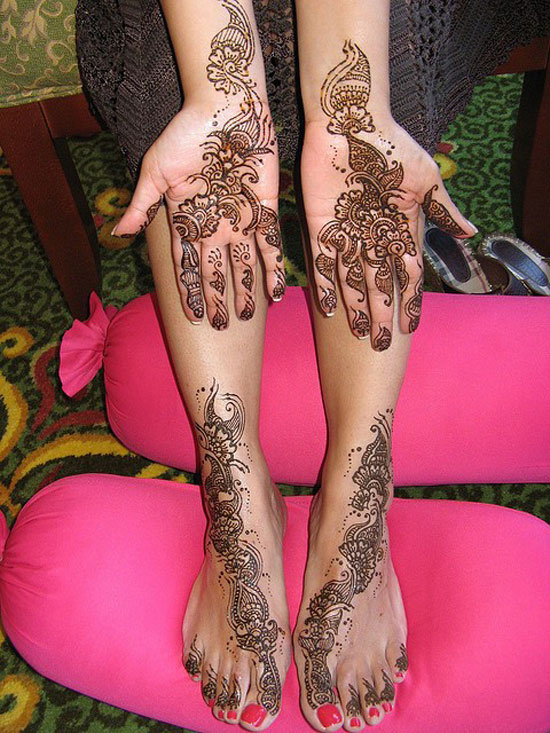 40 Photos Of Simple Yet Elegant Arabic Mehndi Amp Henna