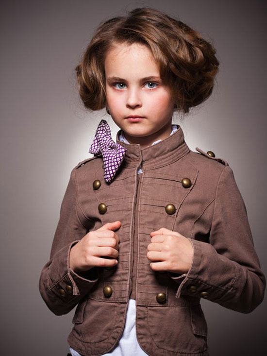 Best-Cute-Simple-Unique-Little-Girls -Kids-Hairstyles-Haircuts-1