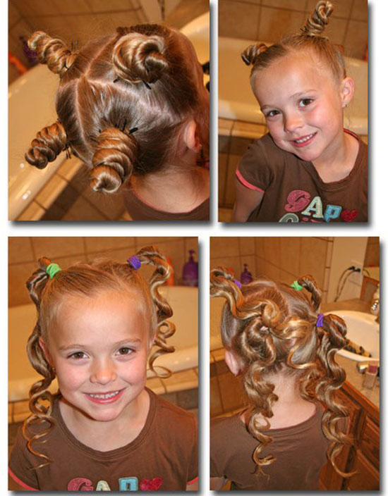 Easy Quick Cute Hairstyles For Short Hair - Hairstyles By Unixcode
