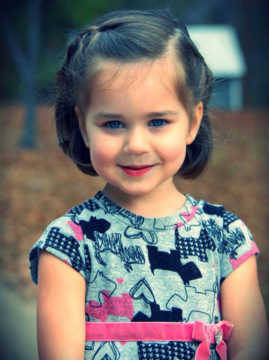 Best-Cute-Simple-Unique-Little-Girls-Kids-Hairstyles-Haircuts-2