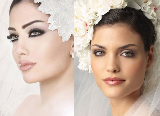 20 Pictures Showing Wedding Prom Make Up Styles Looks Ideas Of 2012 14 20 Pictures Showing Wedding Make Up Styles, Looks & Ideas Of 2012