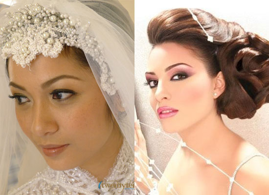 20 Pictures Showing Wedding Prom Make Up Styles Looks Ideas Of 2012 19 20 Pictures Showing Wedding Make Up Styles, Looks & Ideas Of 2012