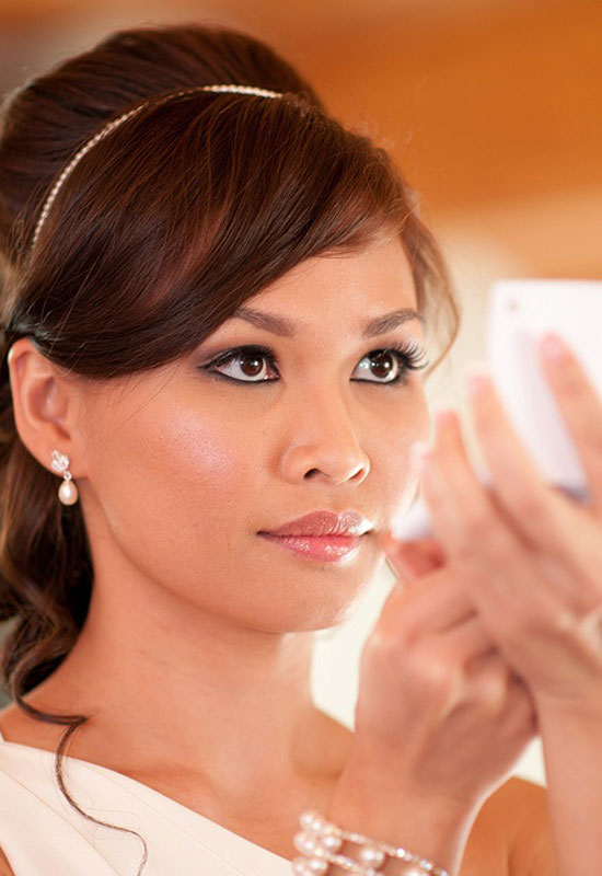 20 Pictures Showing Wedding Prom Make Up Styles Looks Ideas Of 2012 3 20 Pictures Showing Wedding Make Up Styles, Looks & Ideas Of 2012