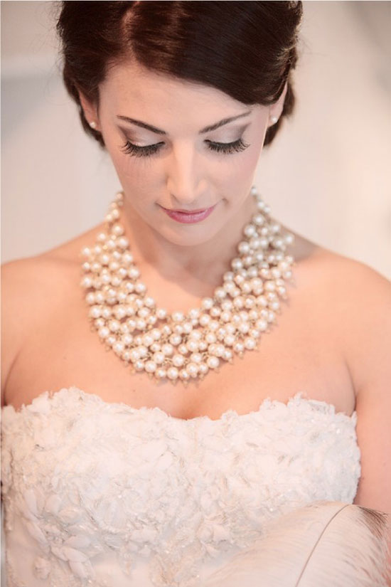 20 Pictures Showing Wedding Prom Make Up Styles Looks Ideas Of 2012 6 20 Pictures Showing Wedding Make Up Styles, Looks & Ideas Of 2012