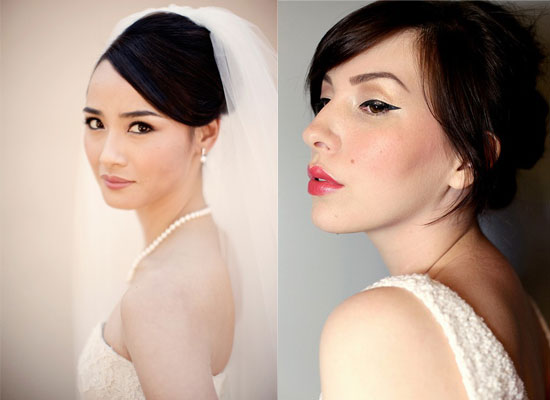 20 Pictures Showing Wedding Prom Make Up Styles Looks Ideas Of 2012 9 20 Pictures Showing Wedding Make Up Styles, Looks & Ideas Of 2012