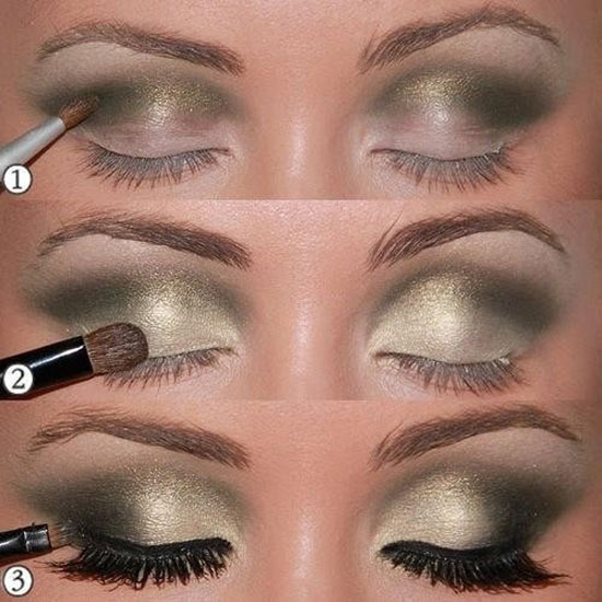 25 Best Green Smokey Eye Make Up Ideas Looks Pictures 1 25 Best Green Smokey Eye Make Up Ideas, Looks & Pictures
