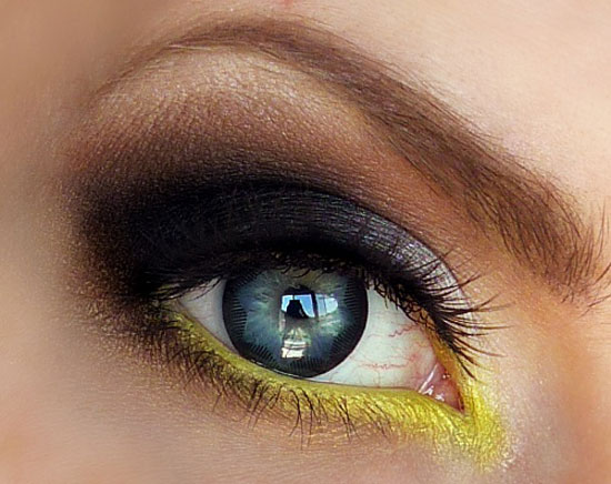 25 Best Green Smokey Eye Make Up Ideas Looks Pictures 10 25 Best Green Smokey Eye Make Up Ideas, Looks & Pictures