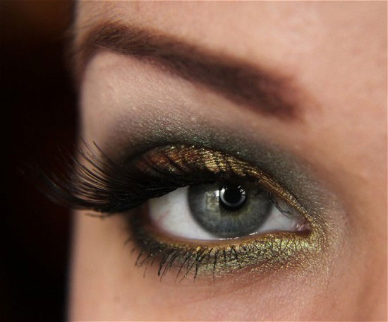 25 Best Green Smokey Eye Make Up Ideas Looks Pictures 11 25 Best Green Smokey Eye Make Up Ideas, Looks & Pictures