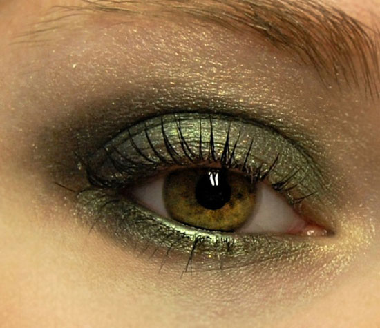 25 Best Green Smokey Eye Make Up Ideas Looks Pictures 14 25 Best Green Smokey Eye Make Up Ideas, Looks & Pictures