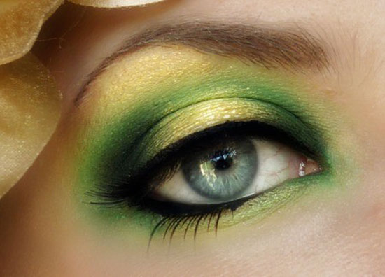25 Best Green Smokey Eye Make Up Ideas Looks Pictures 15 25 Best Green Smokey Eye Make Up Ideas, Looks & Pictures
