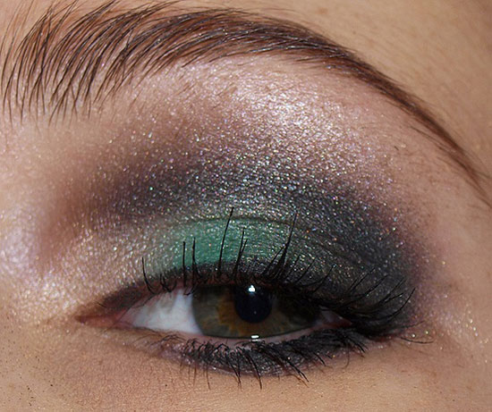 25 Best Green Smokey Eye Make Up Ideas Looks Pictures 17 25 Best Green Smokey Eye Make Up Ideas, Looks & Pictures