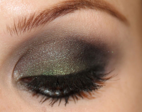 25 Best Green Smokey Eye Make Up Ideas Looks Pictures 19 25 Best Green Smokey Eye Make Up Ideas, Looks & Pictures