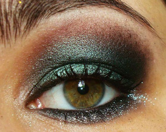 25 Best Green Smokey Eye Make Up Ideas Looks Pictures 20 25 Best Green Smokey Eye Make Up Ideas, Looks & Pictures